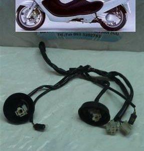 Schema Elettrico X9 250 : Impianto elettrico piaggio t  modello honda